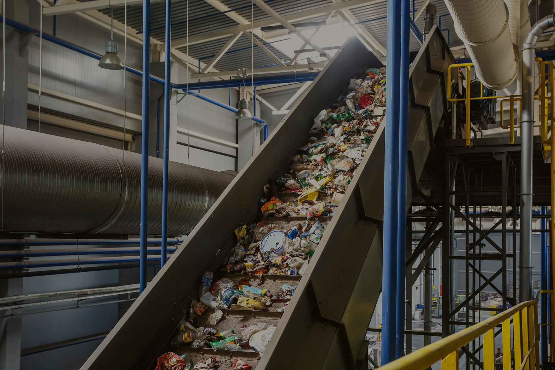 recyklacia plastov enwaste